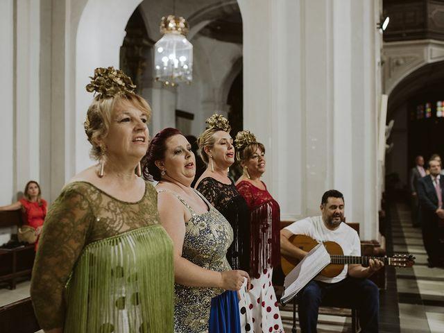 La boda de Rubén  y Marina  en La Joya Nogales, Málaga 7