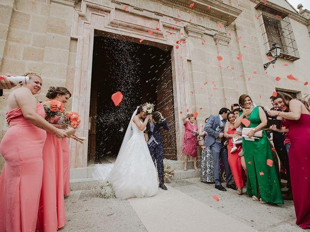 La boda de Rubén  y Marina  en La Joya Nogales, Málaga 9