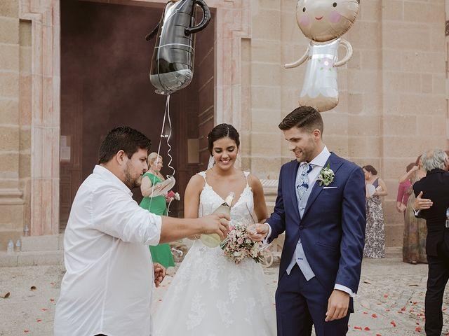 La boda de Rubén  y Marina  en La Joya Nogales, Málaga 10