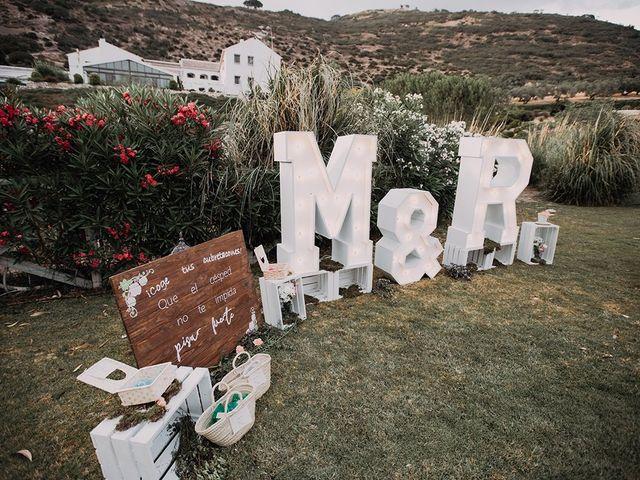 La boda de Rubén  y Marina  en La Joya Nogales, Málaga 17