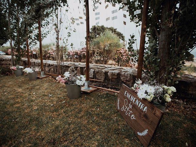 La boda de Rubén  y Marina  en La Joya Nogales, Málaga 20