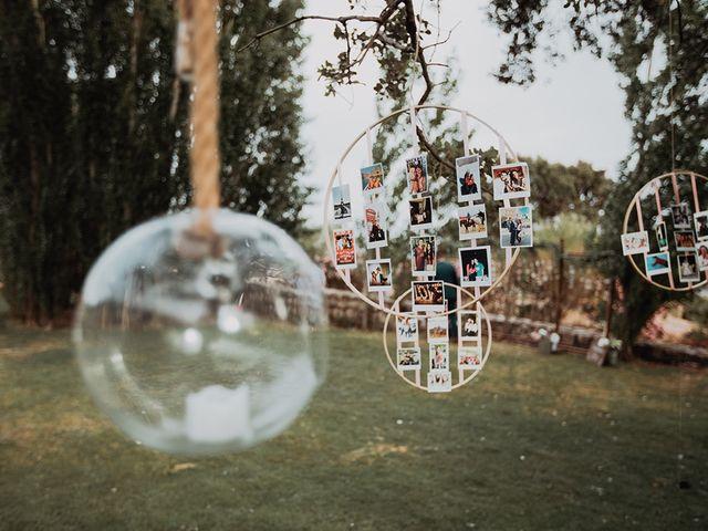 La boda de Rubén  y Marina  en La Joya Nogales, Málaga 22