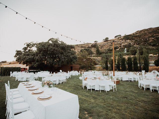 La boda de Rubén  y Marina  en La Joya Nogales, Málaga 23