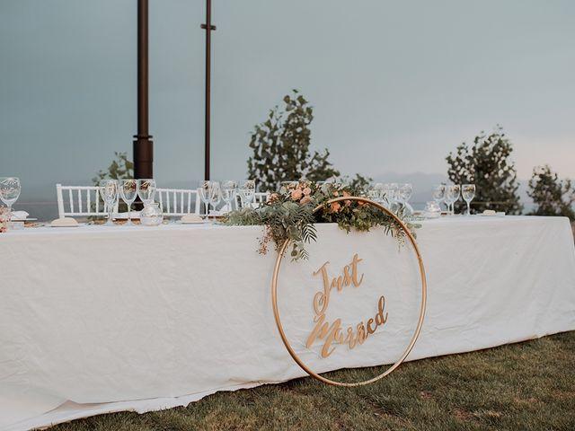 La boda de Rubén  y Marina  en La Joya Nogales, Málaga 28