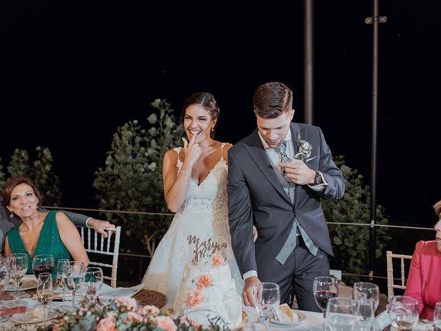 La boda de Rubén  y Marina  en La Joya Nogales, Málaga 35