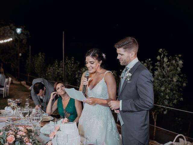 La boda de Rubén  y Marina  en La Joya Nogales, Málaga 36