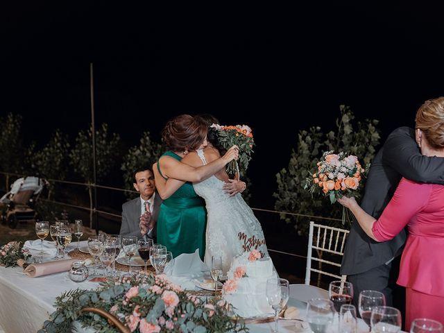 La boda de Rubén  y Marina  en La Joya Nogales, Málaga 37