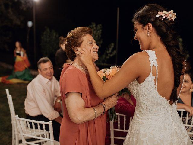 La boda de Rubén  y Marina  en La Joya Nogales, Málaga 38
