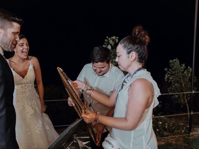 La boda de Rubén  y Marina  en La Joya Nogales, Málaga 39