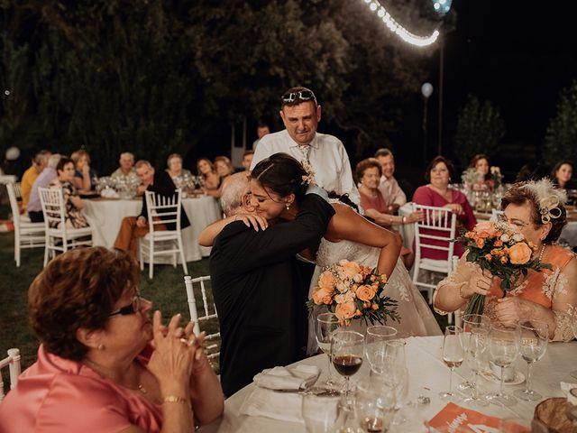 La boda de Rubén  y Marina  en La Joya Nogales, Málaga 40