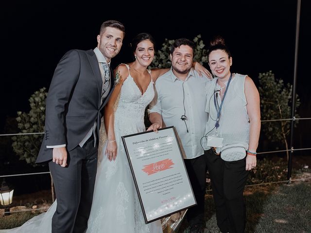 La boda de Rubén  y Marina  en La Joya Nogales, Málaga 41