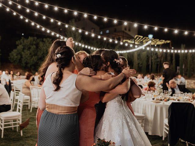 La boda de Rubén  y Marina  en La Joya Nogales, Málaga 42