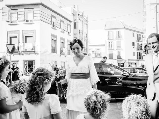 La boda de Javier y Rocío en Sevilla, Sevilla 9