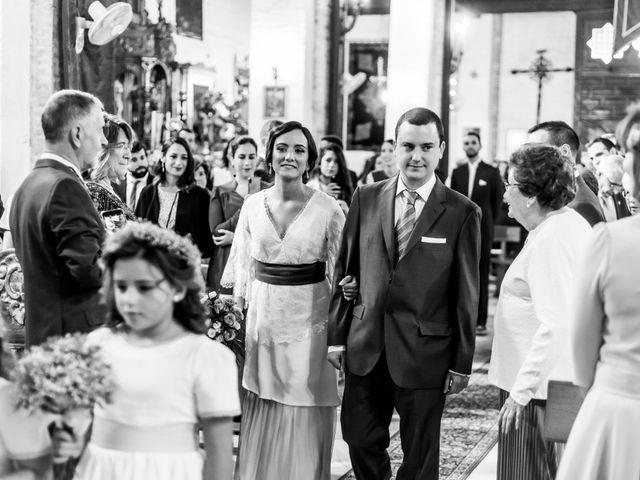 La boda de Javier y Rocío en Sevilla, Sevilla 10