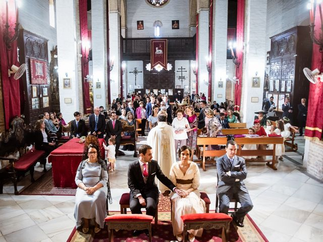 La boda de Javier y Rocío en Sevilla, Sevilla 12