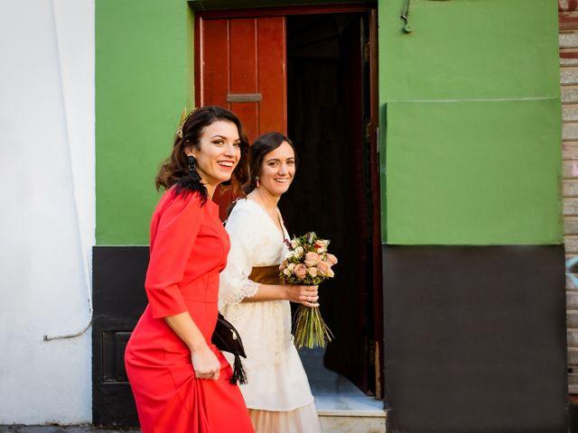 La boda de Javier y Rocío en Sevilla, Sevilla 15