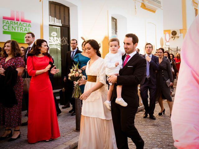 La boda de Javier y Rocío en Sevilla, Sevilla 17