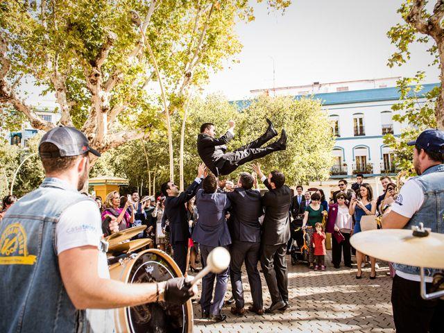 La boda de Javier y Rocío en Sevilla, Sevilla 18