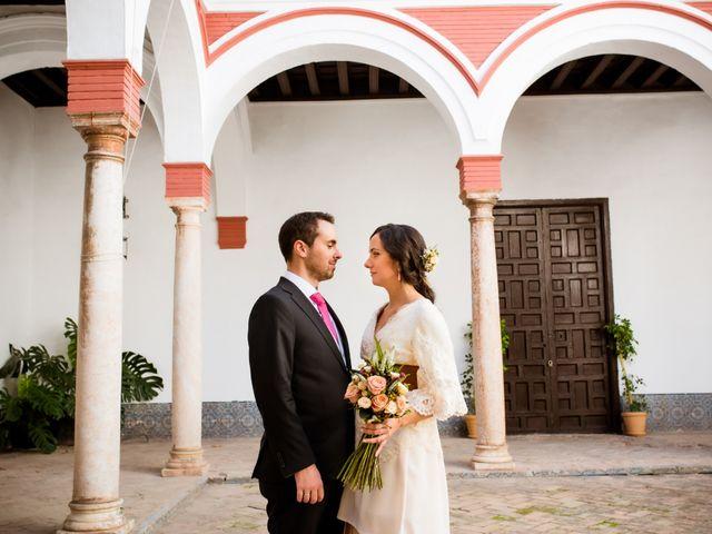 La boda de Javier y Rocío en Sevilla, Sevilla 24