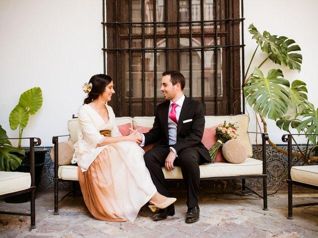 La boda de Javier y Rocío en Sevilla, Sevilla 27