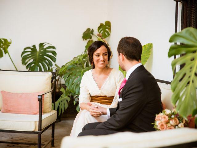 La boda de Javier y Rocío en Sevilla, Sevilla 28