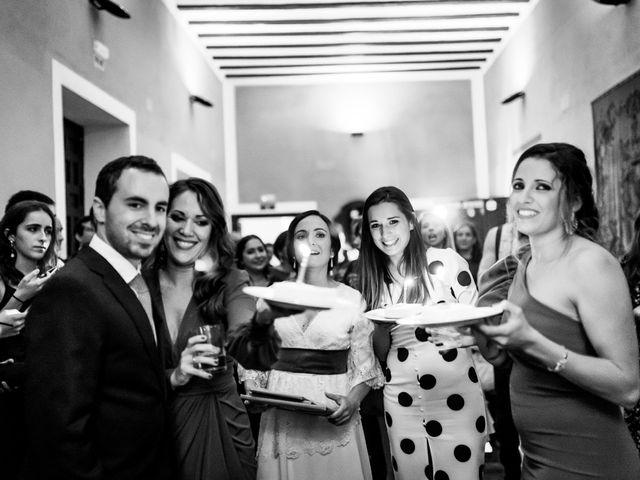 La boda de Javier y Rocío en Sevilla, Sevilla 37