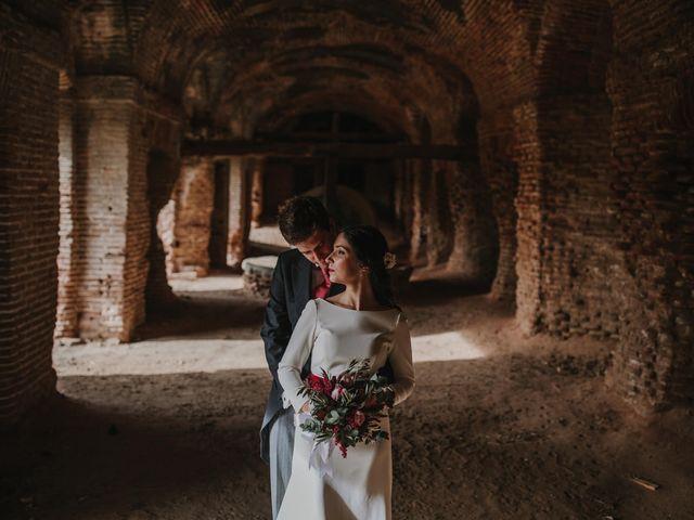 La boda de Olalla y Juanma