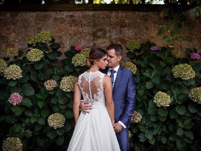 La boda de Enrique y Sonia