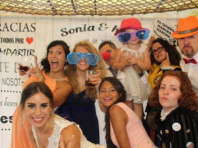La boda de Sonia y Enrique en Selaya, Cantabria 1