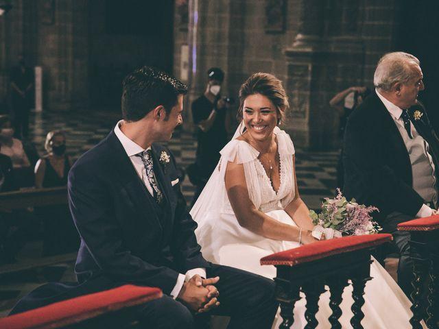 La boda de Jorge y Gema en Jerez De La Frontera, Cádiz 12