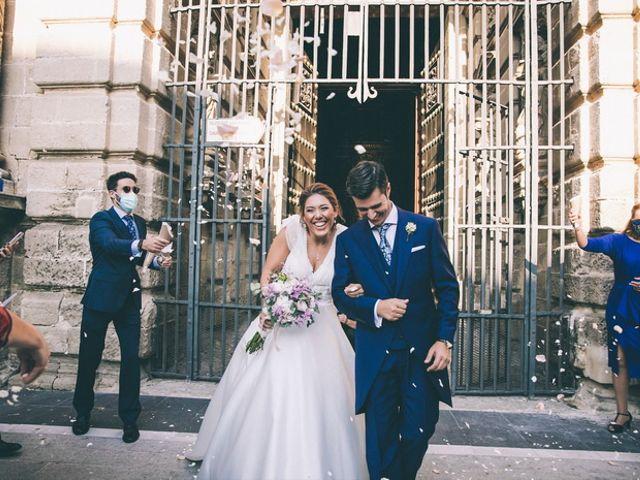 La boda de Jorge y Gema en Jerez De La Frontera, Cádiz 14