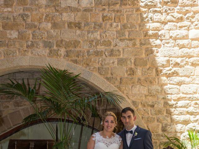 La boda de Josep y Montse en Torroella De Montgri, Girona 11