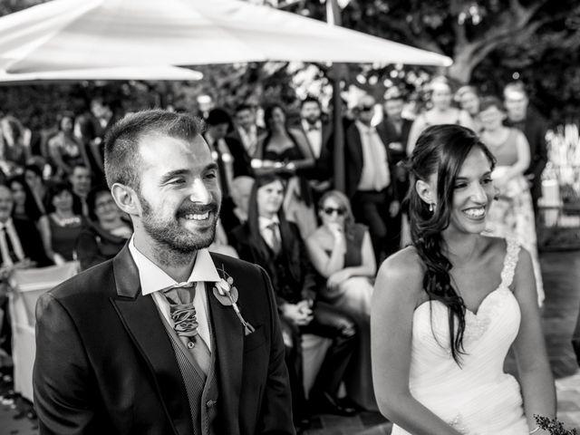 La boda de Francisco y Alexandra en Guadarrama, Madrid 3