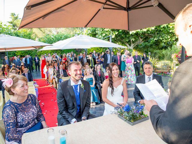 La boda de Francisco y Alexandra en Guadarrama, Madrid 4