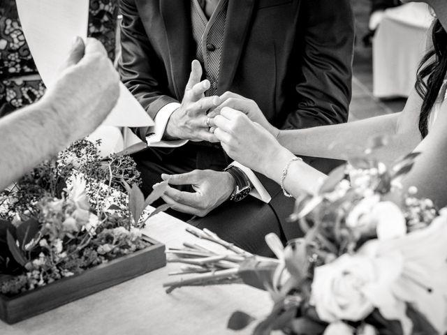 La boda de Francisco y Alexandra en Guadarrama, Madrid 6