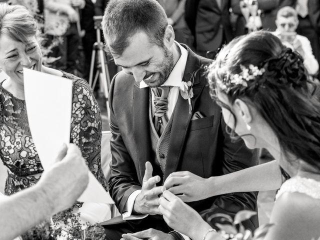 La boda de Francisco y Alexandra en Guadarrama, Madrid 8