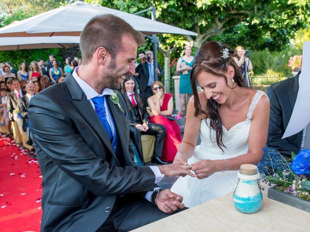 La boda de Francisco y Alexandra en Guadarrama, Madrid 9
