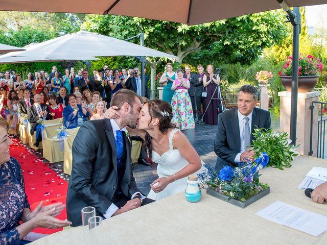 La boda de Francisco y Alexandra en Guadarrama, Madrid 10