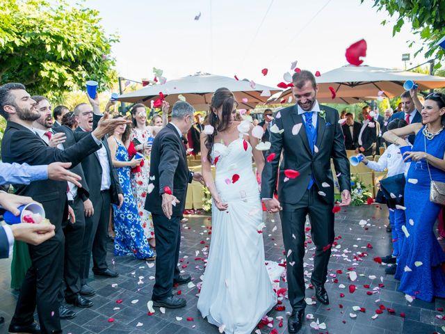 La boda de Francisco y Alexandra en Guadarrama, Madrid 11