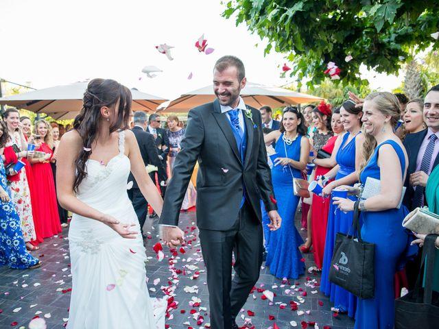 La boda de Francisco y Alexandra en Guadarrama, Madrid 12