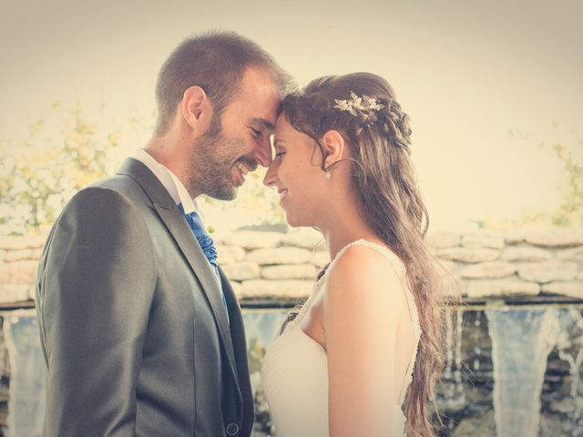 La boda de Francisco y Alexandra en Guadarrama, Madrid 13