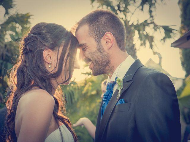 La boda de Francisco y Alexandra en Guadarrama, Madrid 15