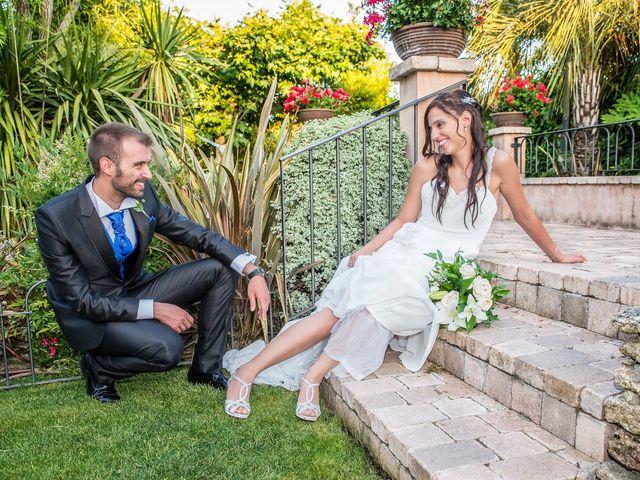 La boda de Francisco y Alexandra en Guadarrama, Madrid 20