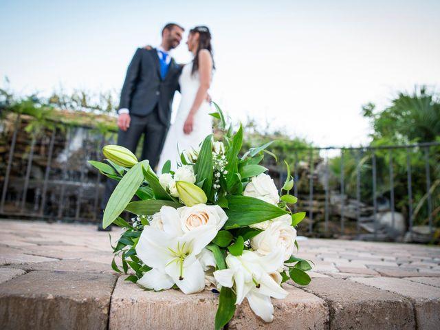 La boda de Francisco y Alexandra en Guadarrama, Madrid 21