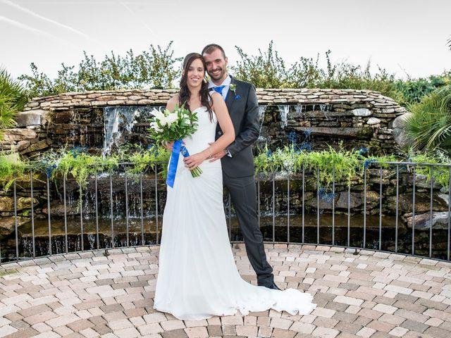 La boda de Francisco y Alexandra en Guadarrama, Madrid 22