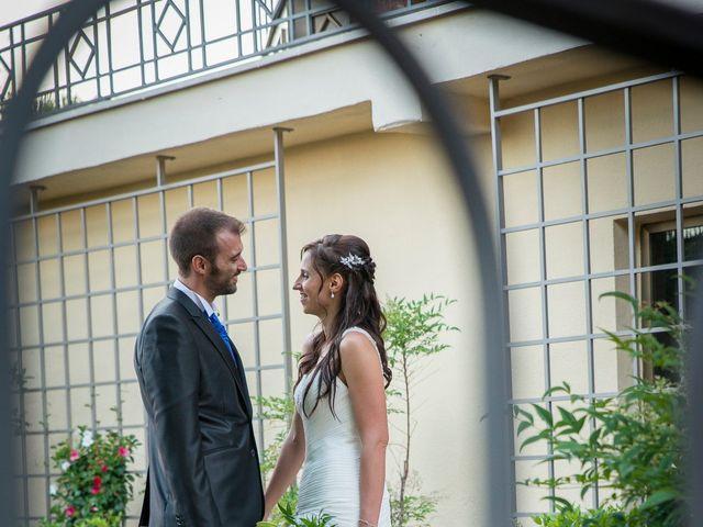 La boda de Francisco y Alexandra en Guadarrama, Madrid 23