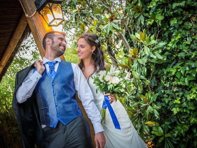 La boda de Francisco y Alexandra en Guadarrama, Madrid 28