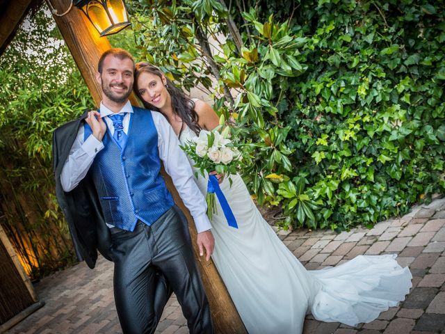 La boda de Francisco y Alexandra en Guadarrama, Madrid 29
