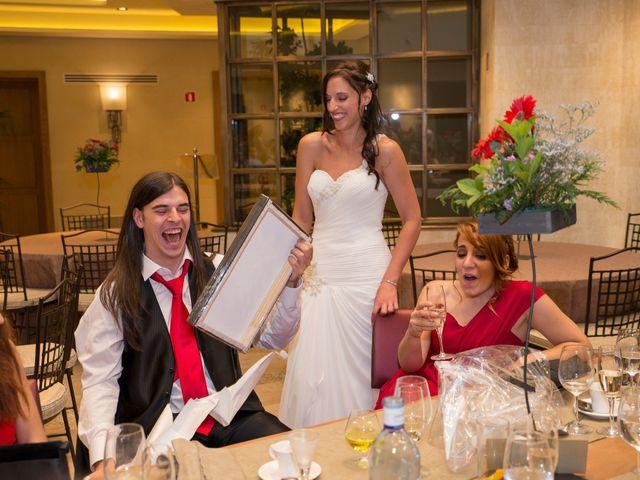 La boda de Francisco y Alexandra en Guadarrama, Madrid 31