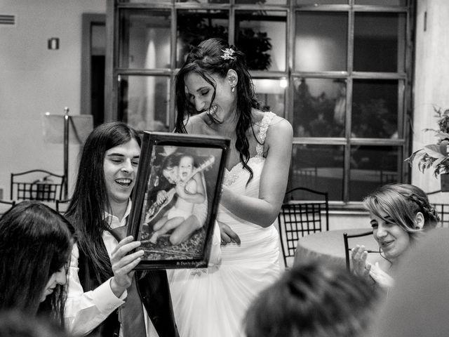 La boda de Francisco y Alexandra en Guadarrama, Madrid 32
